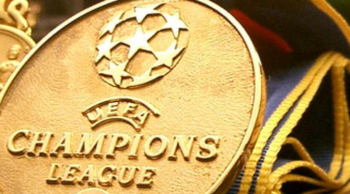 Champions League Medal