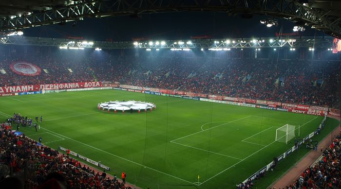 Champions League Match Stadium