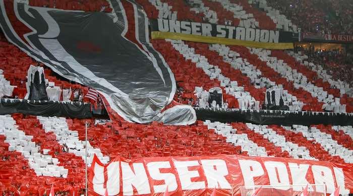Bayern München Supporters