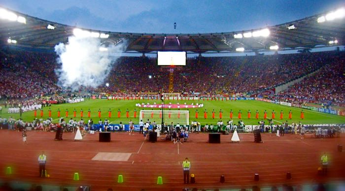 Champions League Arena