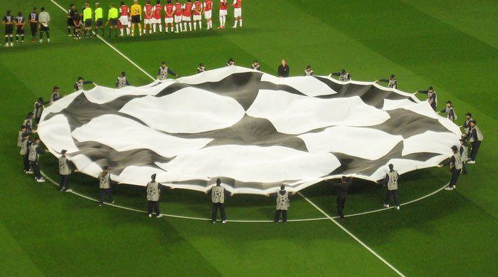 Champions League Intro